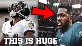 BREAKING NEWS UPDATE : ANTONIO BROWN TO SIGN WITH A NFL TEAM VERY SOON!