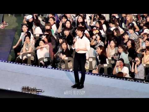 140815 SMTOWN Concert - Goodbye summer (EXO - D.O.)