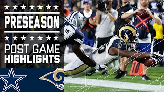 Cowboys vs. Rams | Game Highlights | NFL