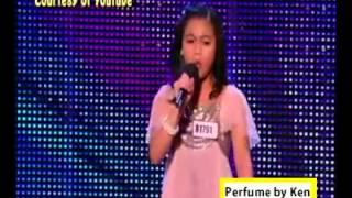 Pinay girl got standing ovation to simon cowwel