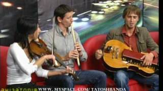 Tatosh Banda - Tatosh Banda on Lviv City TV/part 2