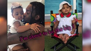 Cardi B & Offset's Daughter Kulture Is About To Be 1 Years Old CUTENESS OVERLOAD