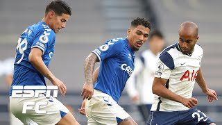 New signings 'COMPLETELY TRANSFORMED' Everton in win vs. Tottenham - Don Hutchison | ESPN FC