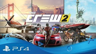 The crew 2 :  bande-annonce