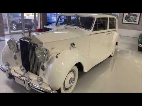 video 1951 Rolls-Royce Silver Wraith