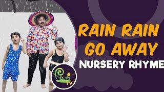 Rain Rain Go Away Rhymes | Kids Songs | Kids Learning Video from Pari TV | 4K Video
