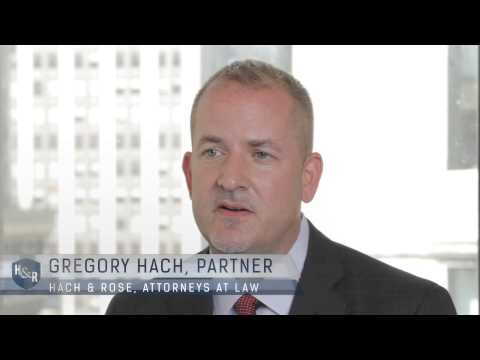 Gregory Hach, New York City personal injury lawyer, explains how they see clients as family, and how that makes them different than other firms. Hach & Rose, LLP evaluates its...