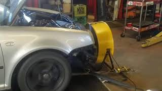 VW GTI BIG TURBO 600 plus hp