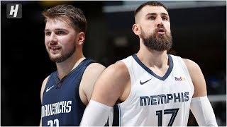 Dallas Mavericks vs Memphis Grizzlies - Full Game Highlights | November 9, 2019 | 2019-20 NBA Season