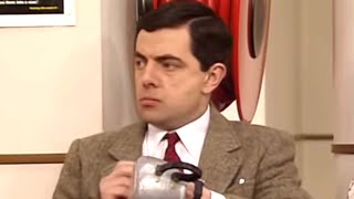 Bean Goes Potty | Funny Clips | Mr Bean Official