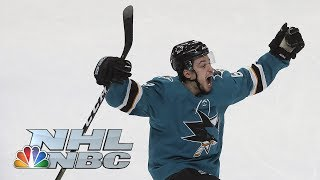 NHL Stanley Cup Playoffs 2019: Golden Knights vs. Sharks   Game 7 Highlights   NBC Sports