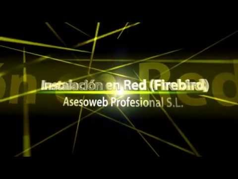 Instalación en Red (Firebird)