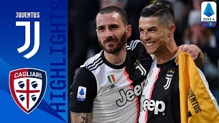 06/01/2020 - Campionato di Serie A - Juventus-Cagliari 4-0, gli highlights
