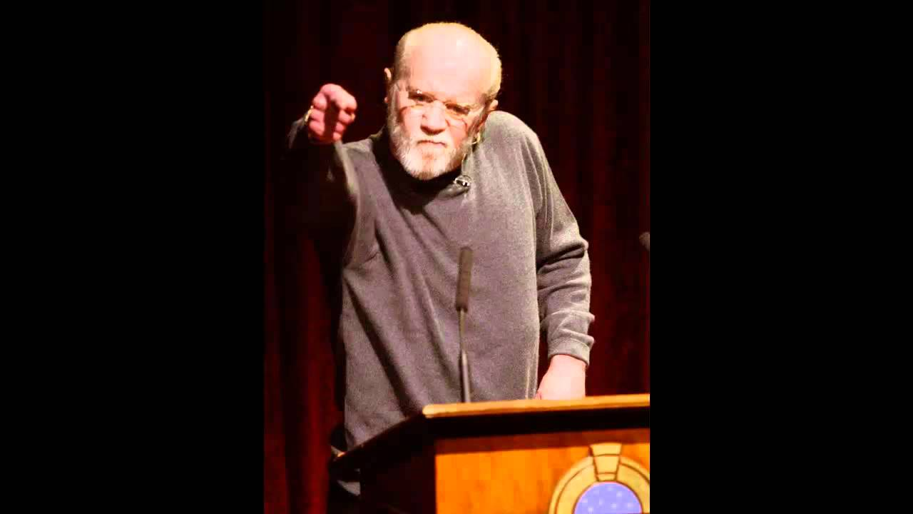 George Carlin Quote On The Ten Commandments: Ten Commandments !(FUNNY)!