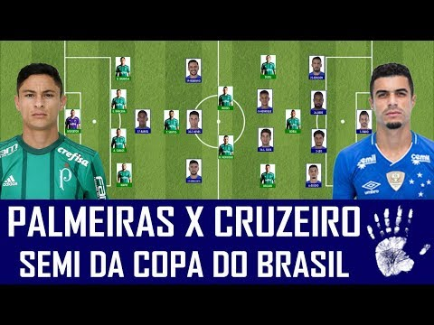 Palmeiras vs Cruzeiro MG