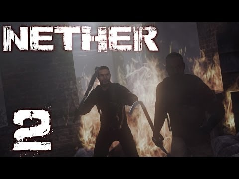 EVERYTHING GOES WRONG   Nether Gameplay #2 - Smashpipe Games