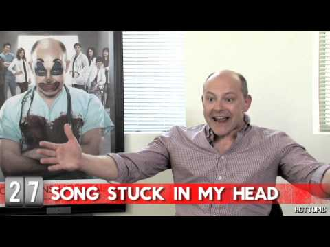 Hot Minute: Rob Corddry of Childrens Hospital