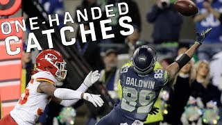 Best One-Handed Catches of the 2018 Regular Season | NFL Highlights
