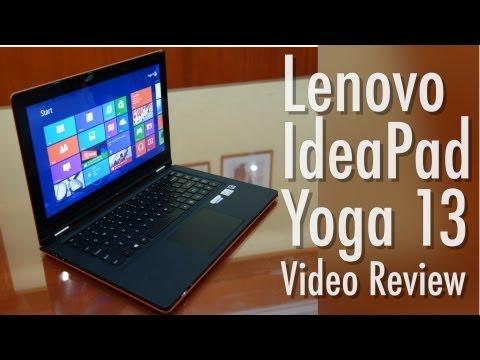 Lenovo IdeaPad Yoga 13   Video Review