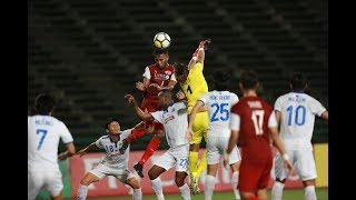 Boeung Ket 3-2 Home United (AFC Cup 2018: Group Stage)