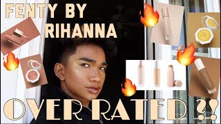 FENTY BEAUTY by RIHANNA Review