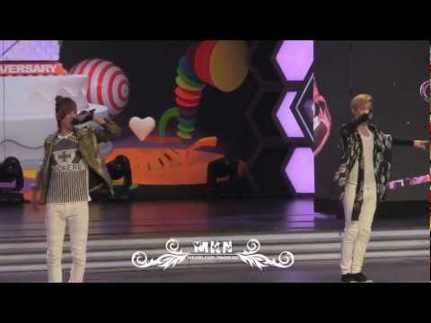 【MKN_EXO】120703 快乐大本营 Happy Camp - TWO MOONS