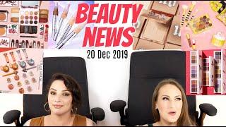 Beauty News - 20th December 2019 | Lets milk Christmas trees for vegan Christmas milk™ Ep. 243