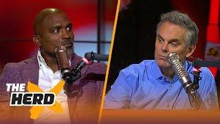 Cuttino Mobley talks Warriors vs Rockets, 2018 playoffs, upcoming Big3 season | NBA | THE HERD
