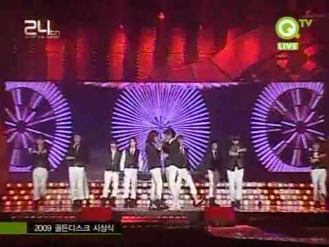 [Perf]Sorry Sorry Answer - Super Junior  @ 24th Golden Disk Award