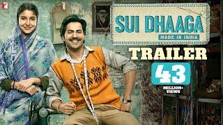 Sui Dhaaga - Made In India | Official Trailer | Anushka Sharma | Varun Dhawan | In Cinemas Now