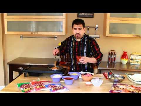 Azteca Food's Chef Gustavo Presents Mexican Lasagna