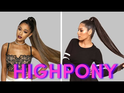 We Tried Ariana Grande's Hair For A Week