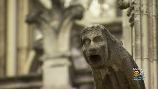 Priceless Artifacts Recovered From Notre Dame Cathedral