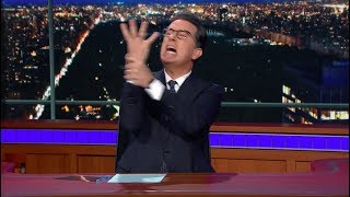 Colbert Meltdown Leaks: Stephen's Uncensored Late Show Rant Exposed