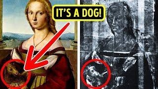 8 Mysteries of Famous Paintings That Will Give You Goosebumps