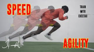 Speed & Agility: Training Session | Tyreek Hill |
