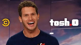 Daniel Takes On Some Celebrities - Tosh.0