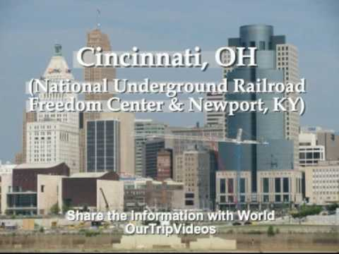 Pictures of Cincinnati(OH) and Newport(KY), US