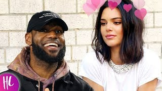 Kendall Jenner Drools Over Lebron James In Viral Photo | Hollywoodlife