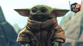 Grogu in Future Star Wars Movies Rumor - Nerd Theory