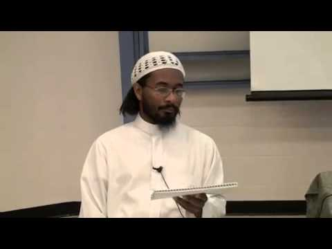 How to give shahada in 10 minutes by Shaikh Kamal el Mekki (Part 6 of 8)