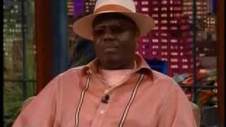 Bernie Mac on Jay Leno clip