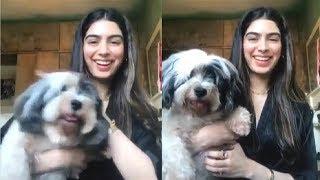 Jhanvi Kapoor's sister Khushi Kapoor funny Tik Tok video d..