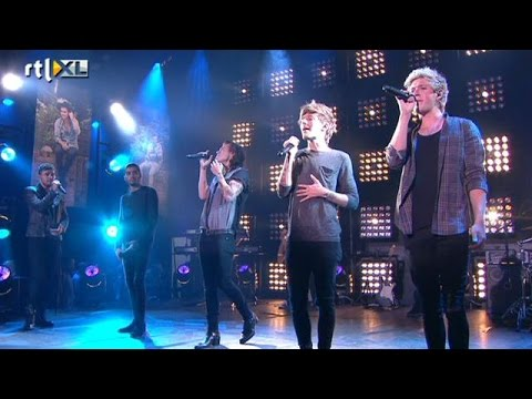 One Direction - Story of My Life - RTL LATE NIGHT