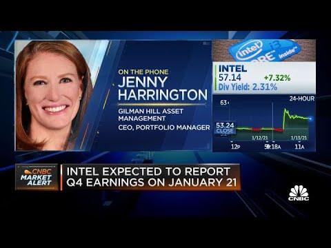 Gilman Hill's Jenny Harrington on Intel and its CEO shakeup