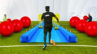 SIDEMEN TOTAL WIPEOUT FOOTBALL CHALLENGE - YouTube