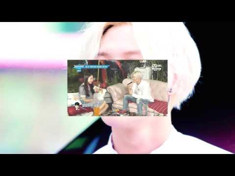 140822 Taemin's Phone Call to Minho [English Sub]
