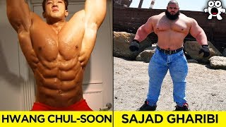 Real Life Hulks You NEVER Want To Mess With