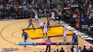 Golden State Warriors vs Miami Heat - Full Game Highlights | February 24, 2016 | NBA 2015-16 Season