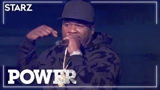 """Big Rich Town"" 50 Cent Live Performance | Power Season 5 | STARZ"